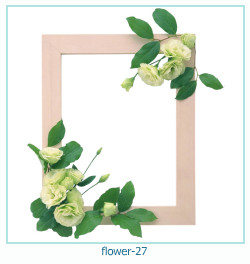 flower Photo frame 27