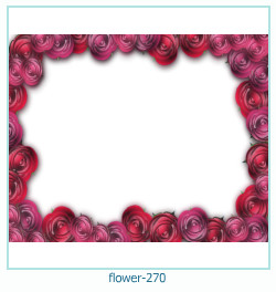 flower Photo frame 270