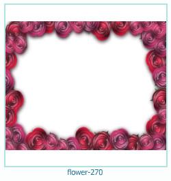 फूल फोटो फ्रेम 270