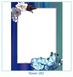 flower Photo frame 282