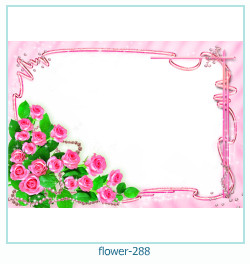 flower Photo frame 288