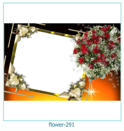 flower Photo frame 291