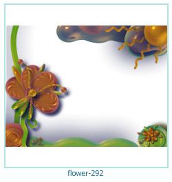 flower Photo frame 292