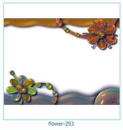 flower Photo frame 293