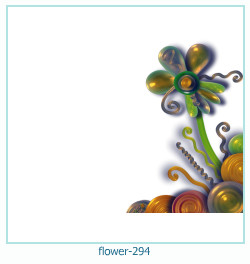 flower Photo frame 294
