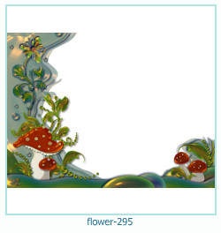 flower Photo frame 295