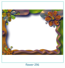 flower Photo frame 296