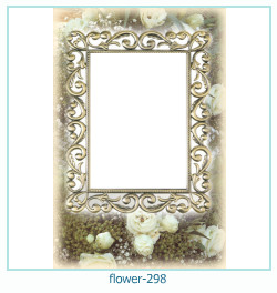 flower Photo frame 298