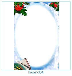 flower Photo frame 304