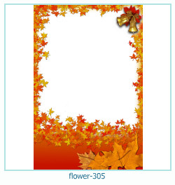 flower Photo frame 305