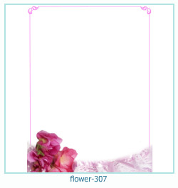 flower Photo frame 307