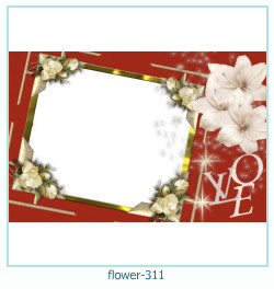 flower Photo frame 311