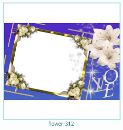 flower Photo frame 312