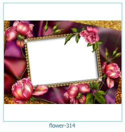 Blume Fotorahmen 314