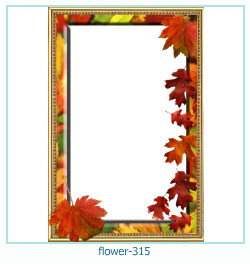 flower Photo frame 315