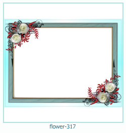 flower Photo frame 317