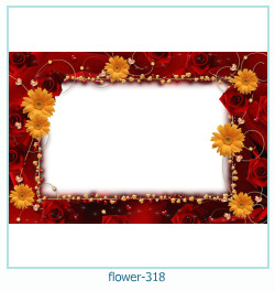 Blume Fotorahmen 318