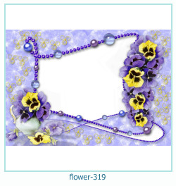 flower Photo frame 319