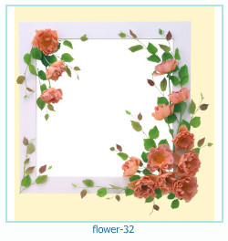 flower Photo frame 32