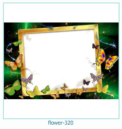 flower Photo frame 320