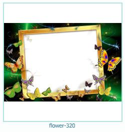 Blume Fotorahmen 320