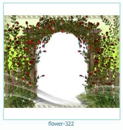Blume Fotorahmen 322