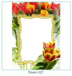 flower Photo frame 327