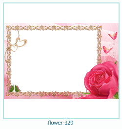 flower Photo frame 329