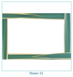 flower Photo frame 33