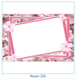 flower Photo frame 330