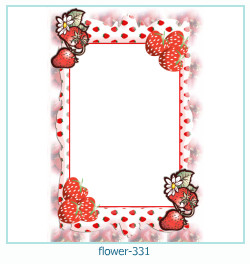 flower Photo frame 331