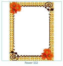flower Photo frame 332