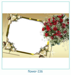 flower Photo frame 336