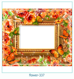 flower Photo frame 337