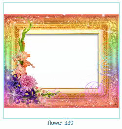 flower Photo frame 339