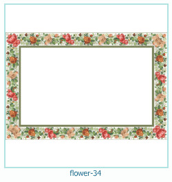 flower Photo frame 34