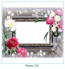flower Photo frame 341