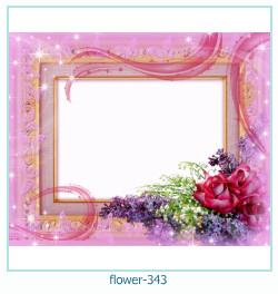 Blume Fotorahmen 343
