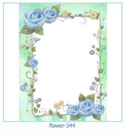 Blume Fotorahmen 344