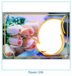 flower Photo frame 346