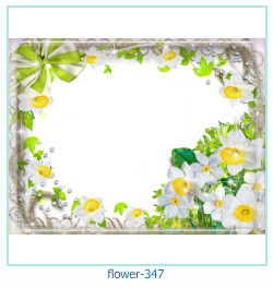 flower Photo frame 347
