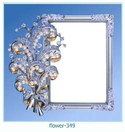 flower Photo frame 349