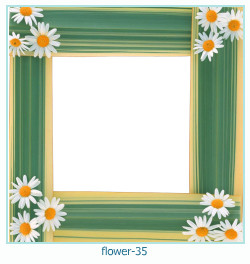 flower Photo frame 35