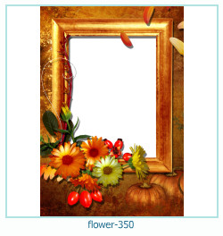flower Photo frame 350