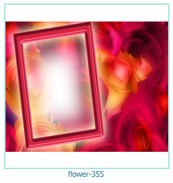 flower Photo frame 355