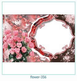 flower Photo frame 356