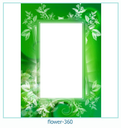 flower Photo frame 360
