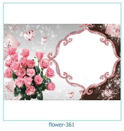 Blume Fotorahmen 361