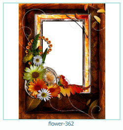 flower Photo frame 362