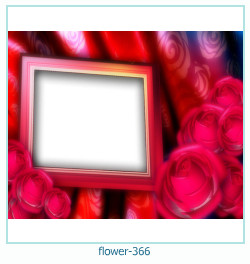 Blume Fotorahmen 366